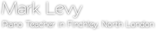 Mark Levy | Piano, Keyboard & Theory Teacher in Finchley, North London
